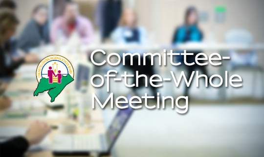Wiki committee of the whole meeting