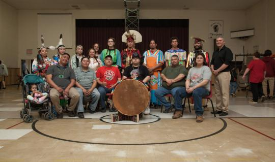 renton Middle School Celebrates National Aboriginal History Month