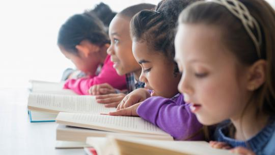 Great Summer Reads For Elementary Students