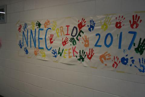 NNEC celebrated Pride Week from May 29 to June 2.