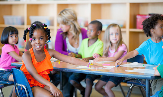 Pre-Primary Registration Moves to CCRSB
