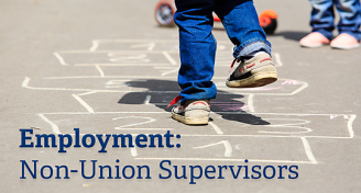Now Hiring: Non-Union Lunch Time Supervisors