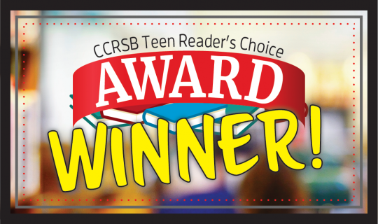 Wolf by Wolf wins Teen Readers Choice Award